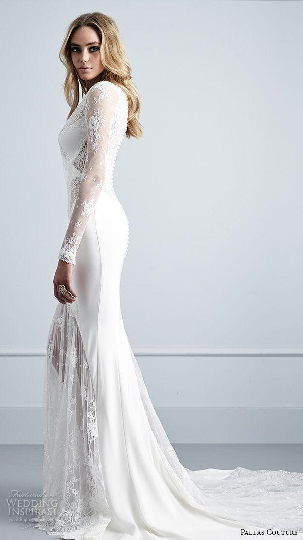 Pallas Couture 2016 Wedding La Haute Bijoux Bridal Collection Inspirasi