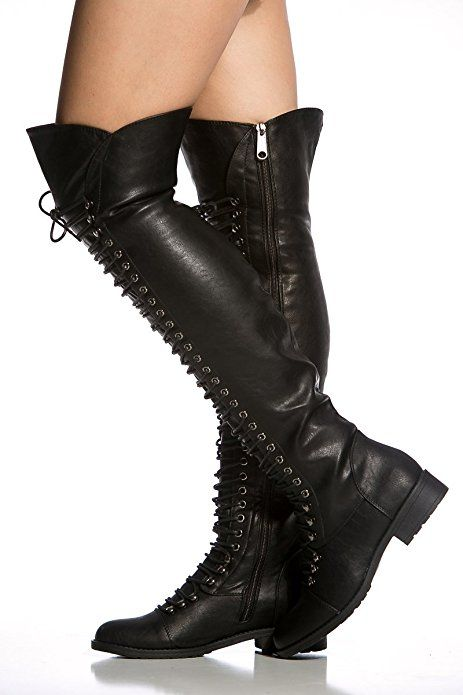 Lady Pirate Boots | Deluxe Theatrical Quality Adult Costumes