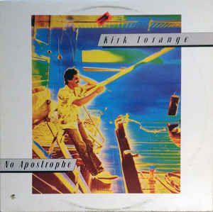 Kirk Lorange No Apostrophe Buy Lp Album At Discogs Album Cover Art Album Covers Cover Art