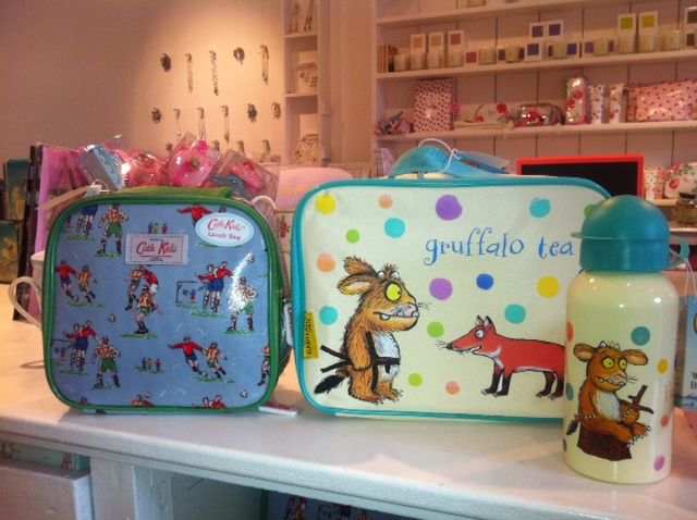 Cath Kidston lunchboxes for little ones!