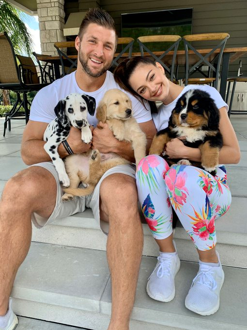 Home / Twitter in 2020 Tim tebow, Puppies, Smart dog