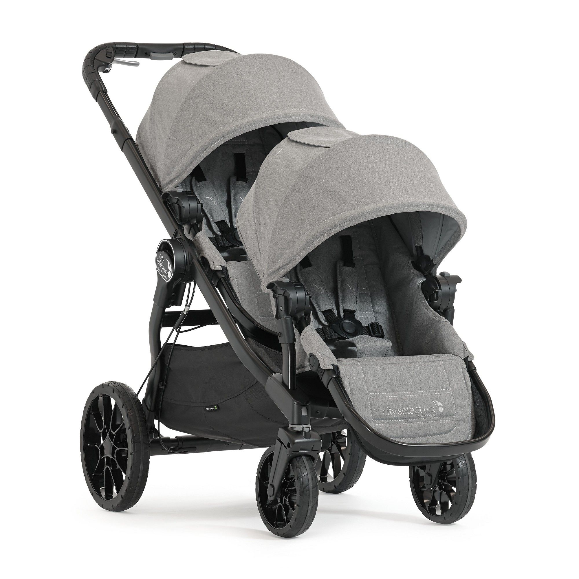 Baby Jogger City Select LUX Second Seat Slate Gray