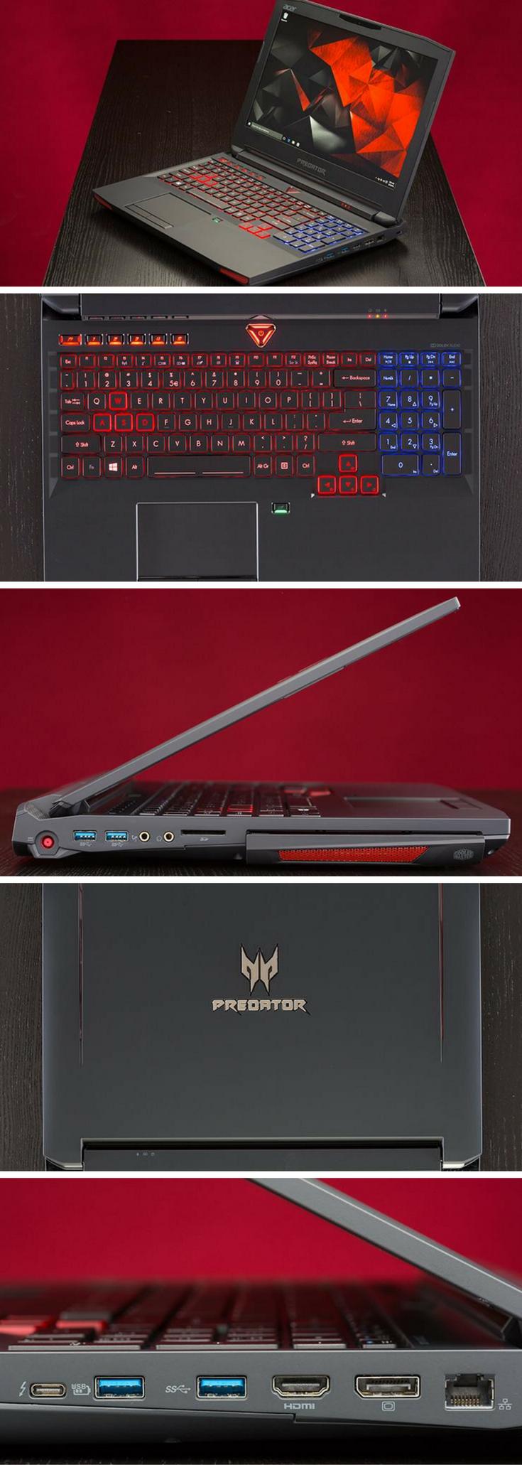 Acer Predator 15 (G9-593-72VT) | Laptops | Latest