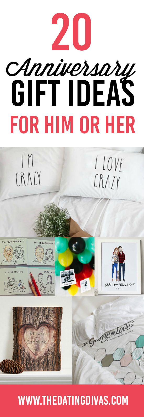 Anniversary Ideas and Gifts Best Pins on Pinterest
