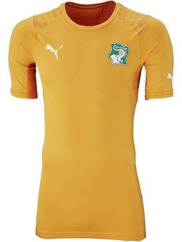 camiseta costa de marfil 2014  9f2616dda1398