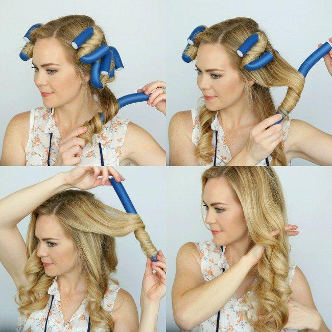 Como hacer mi pelo ondulado sin plancha