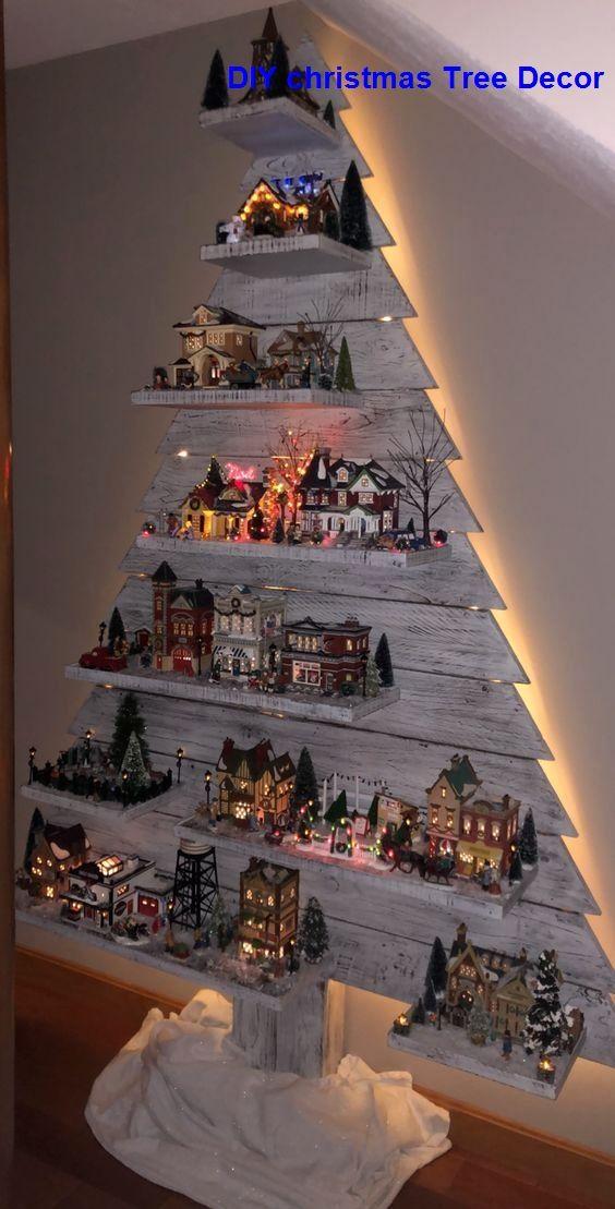 Awesome DIY Christmas Decorations on a Budget… #kerstpronkstukken