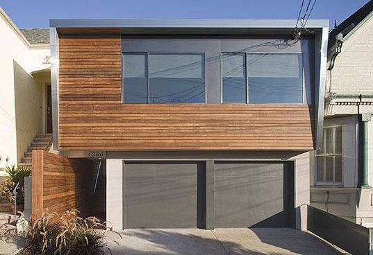 I like wood planks on an exterior | Exterior Architecture ...