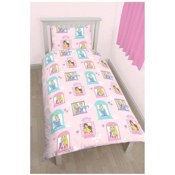 Disney Princess Boulevard Single Duvet Cover Set ($20) ❤ liked on ... : disney princess quilt cover - Adamdwight.com
