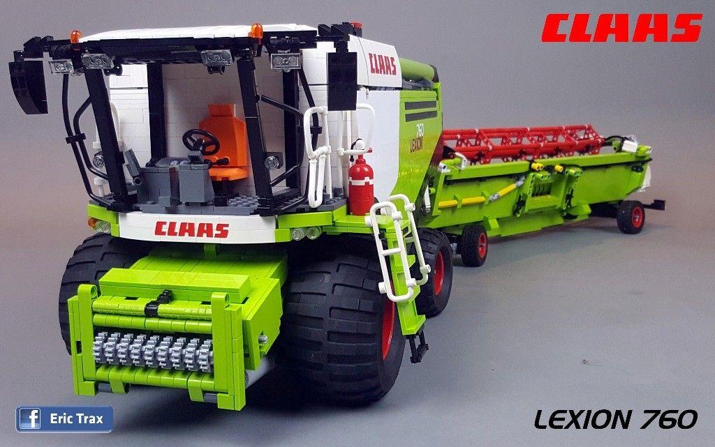 Bauanleitung instruction XXL Gittermastkran Eigenbau Unikat Moc aus Lego Technic Zabawki konstrukcyjne Zestawy konstrukcyjne