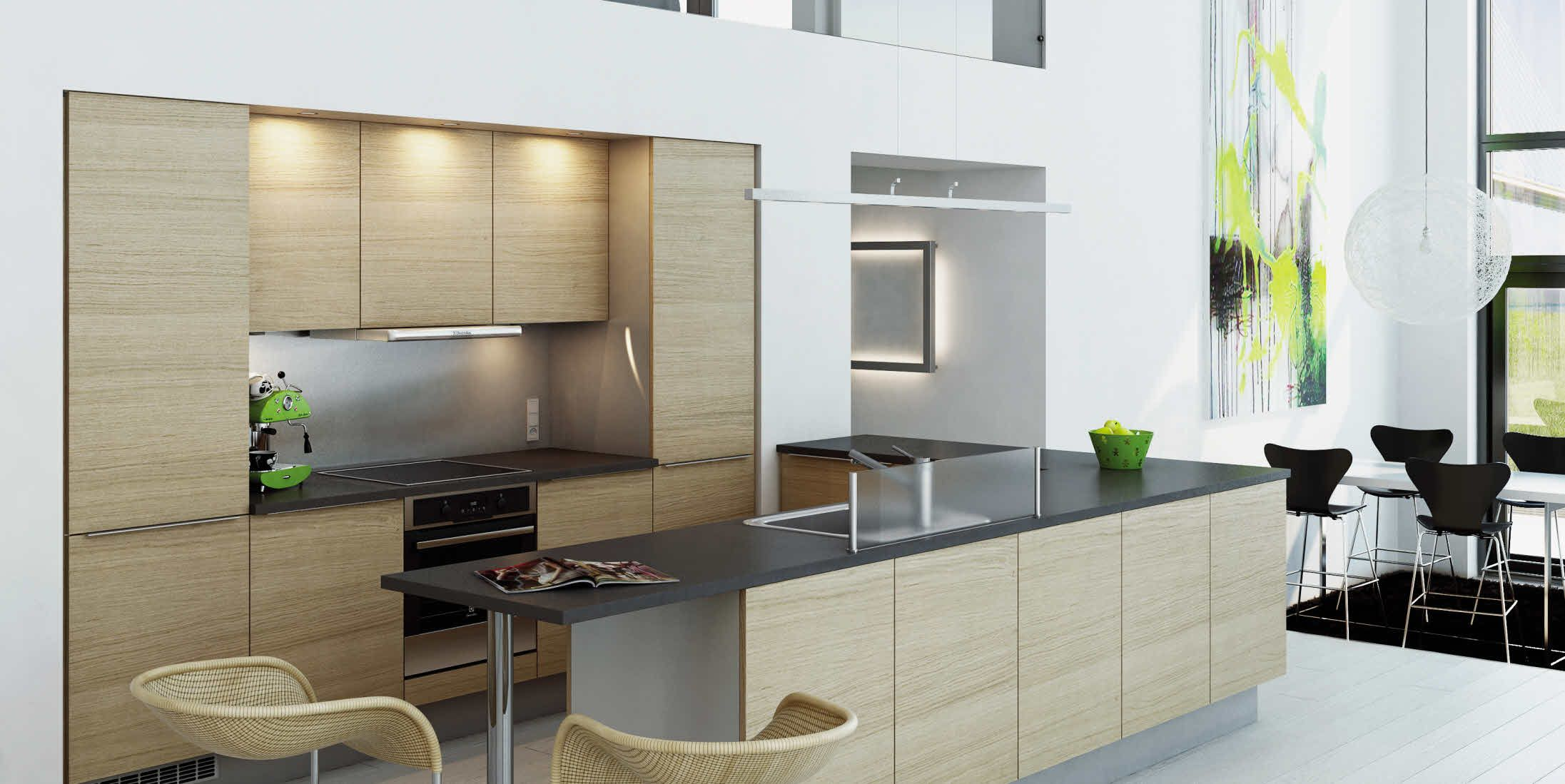 Tammi Keittio Google Haku Home Home Kitchens Loft Style