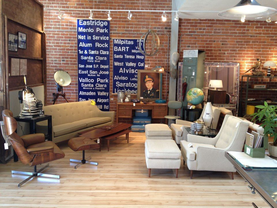 Scout Living Mid Century Modern Antiques