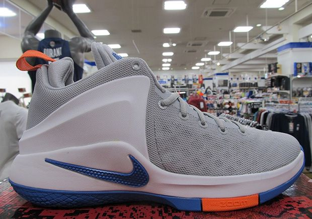#sneakers #news  LeBron's Nike Zoom Witness Shoe Appears In New Colorways