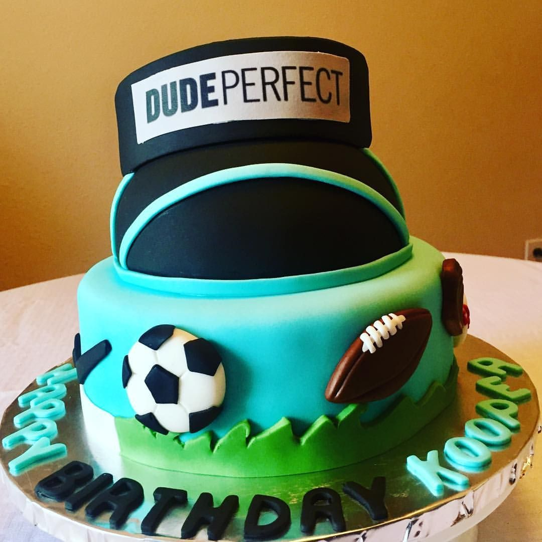 Pleasant Dude Perfect Birthday Cake Google Search With Images Dude Funny Birthday Cards Online Elaedamsfinfo