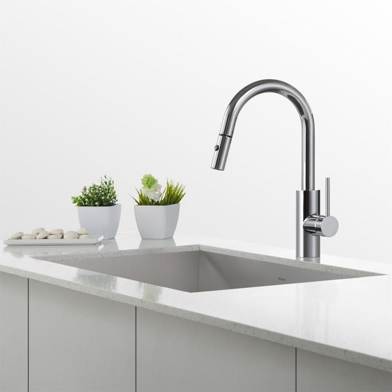 kraus kitchen faucet upgrading countertops pinterest faucets