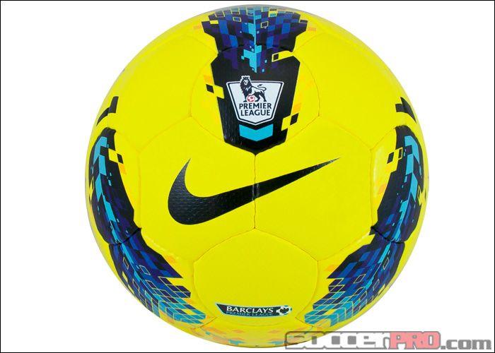 Nike Seitiro EPL Hi-Vis Match Ball - Yellow with Blue... 119.99 ... 5eba87d6c052c