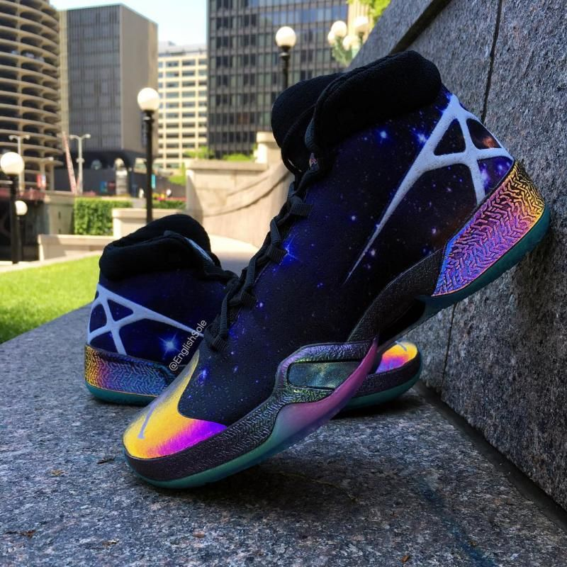 more photos 45d3e 22b22 ... netherlands the air jordan 30 cosmos arrived early in chicago c3f63  d1a50