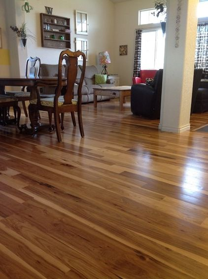 What To Know Before Refinishing Your Floors Hickory Flooring Hickory Wood Floors House Flooring