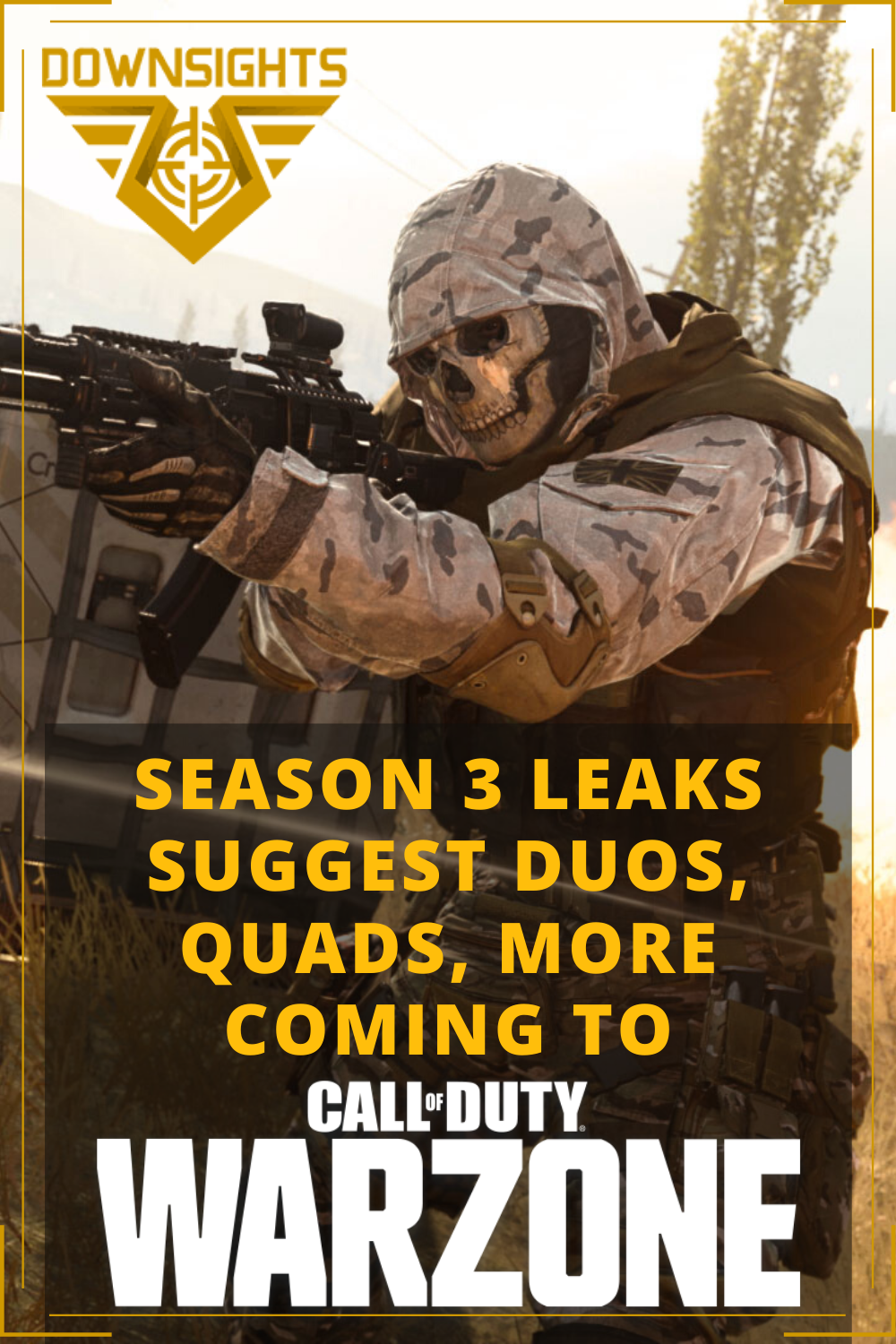 Season 3 Leaks Suggest Duos Quads More Coming To Call Of Duty Warzone Call Of Duty Wallpaper Backgrounds Background Images