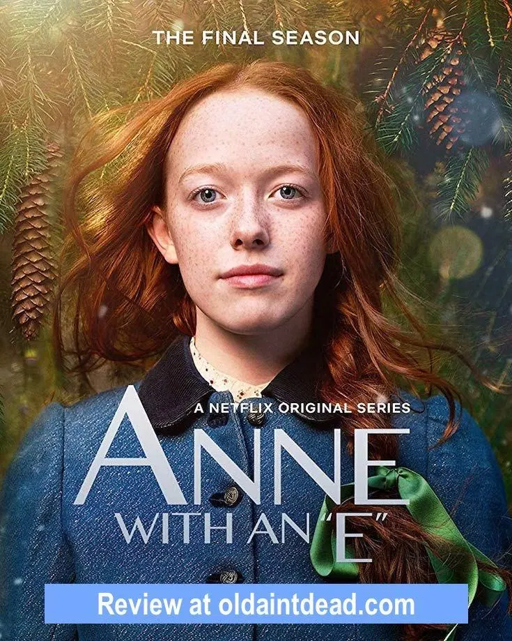 Anne With An E Saison 3 Streaming : saison, streaming, Review:, Season, Ain't, Amybeth, Mcnulty,, Green, Gables,, Shirley