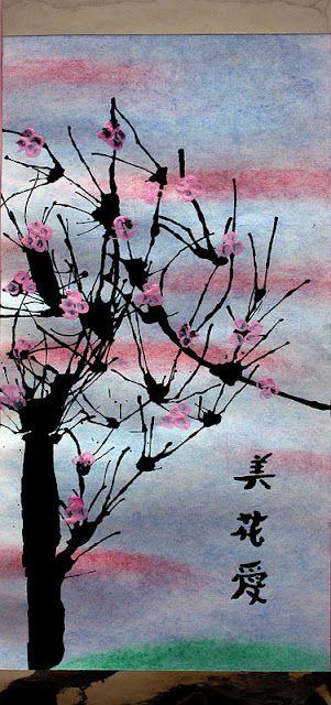Chinese New Year Scroll New Year Art Chinese Art Art