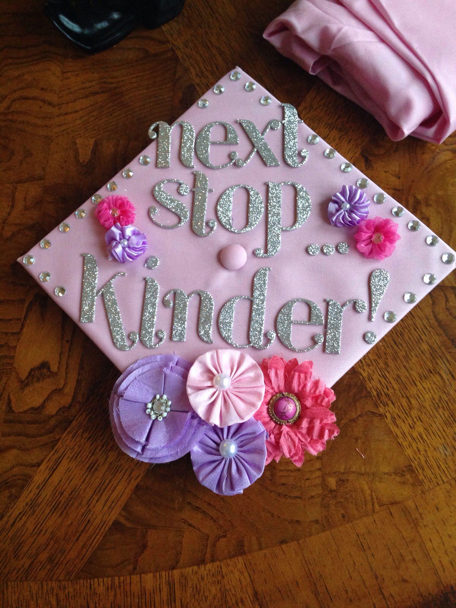 Pre School Graduation Cap Preschool Graduation Graduation Cap Toppers Diy Graduation Cap
