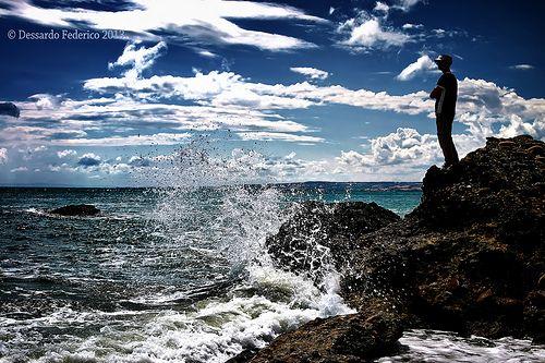 il mare,il mio specchio