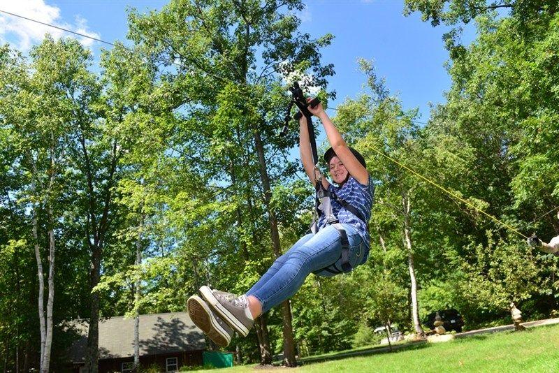 The Best Backyard Zip Line Kits | Ziplining, Zip line kits ...