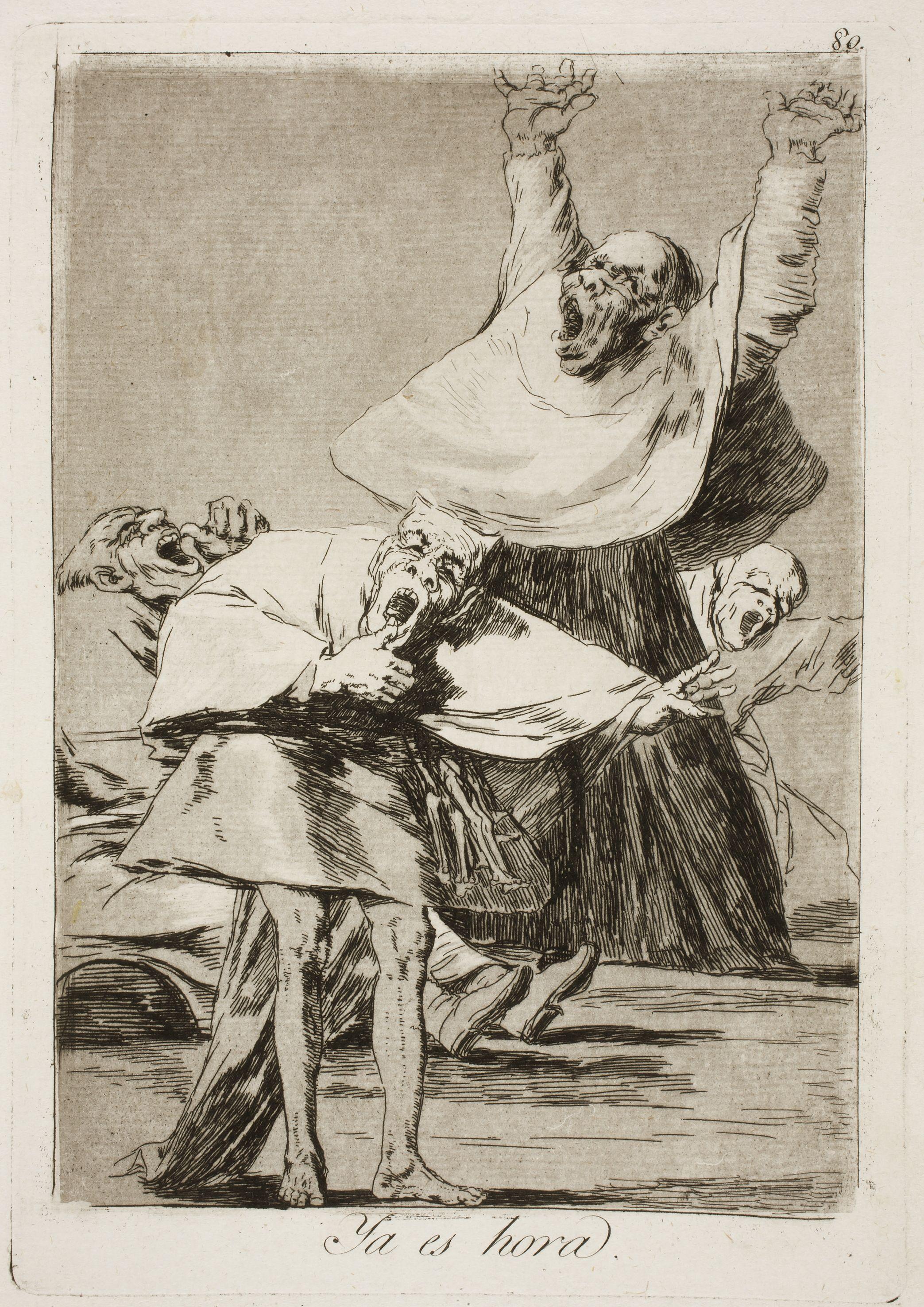 Pin on Francisco Goya