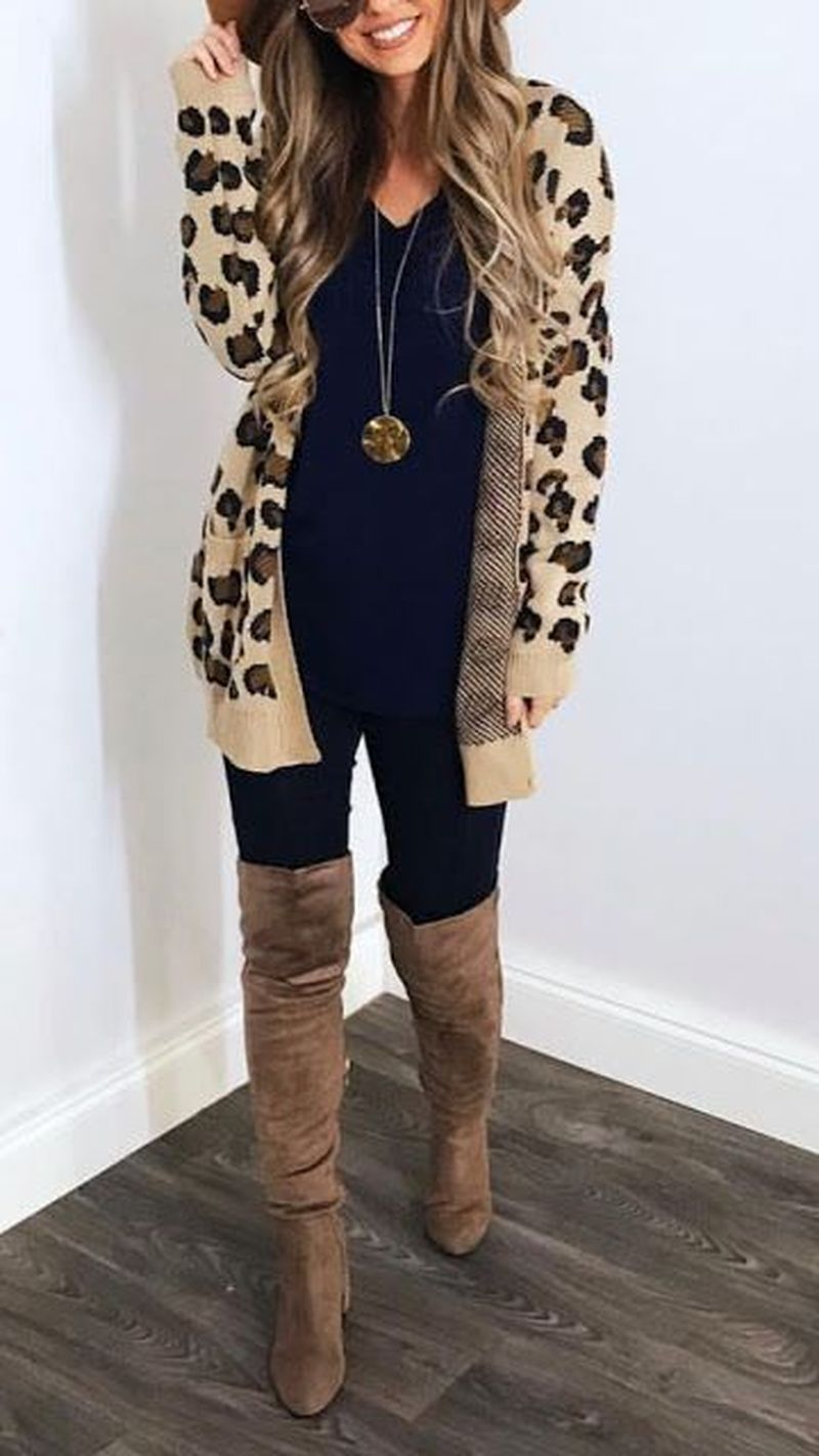 46 Best Casual Outfit Ideas to Wear This Winter - Fashionnita 7