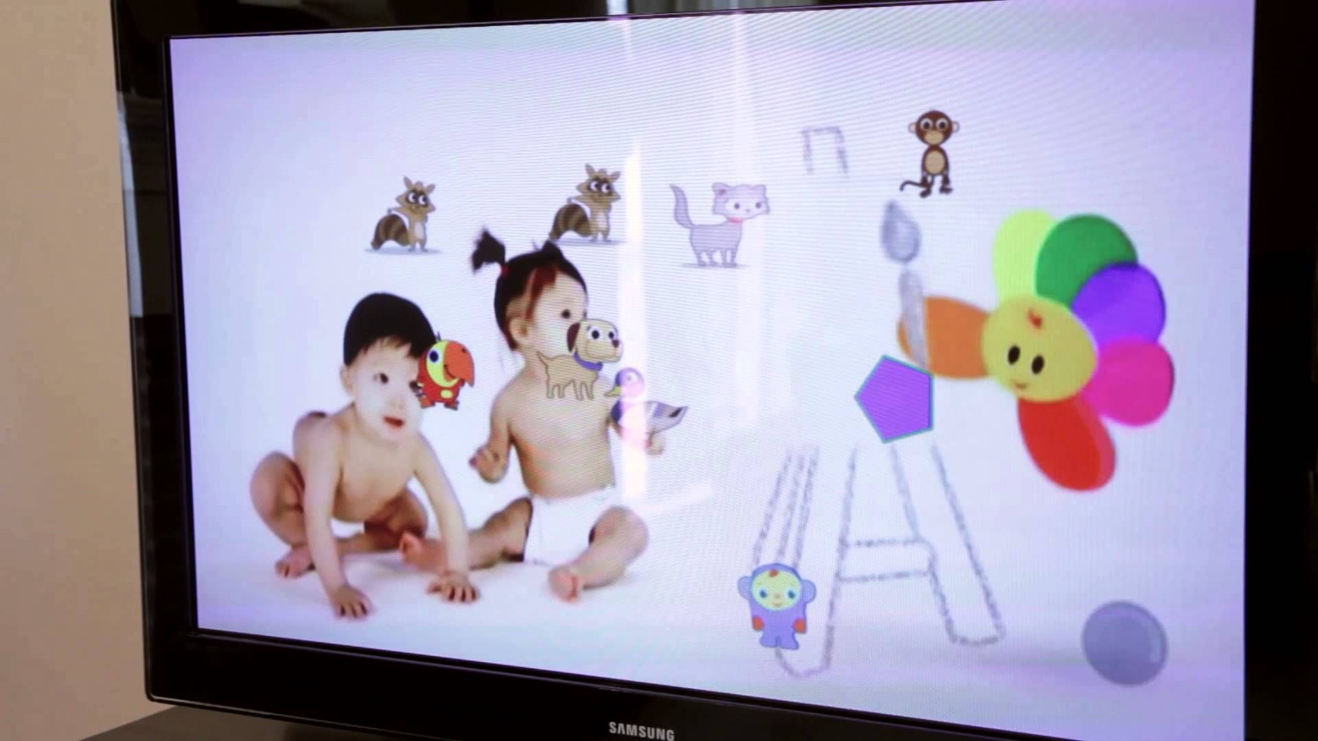 Bring tech into playtime! BabyFirst TV's Uverse App will