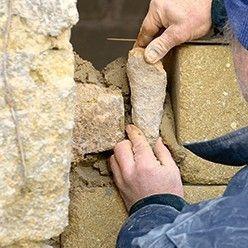 Comment Realiser Une Ouverture Dans Un Mur En Pierres Avec