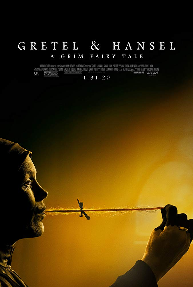 Latest Posters in 2020 Grim fairy tales, New poster