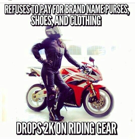 Relatable With Images Motorcycle Memes Motorcycle Women