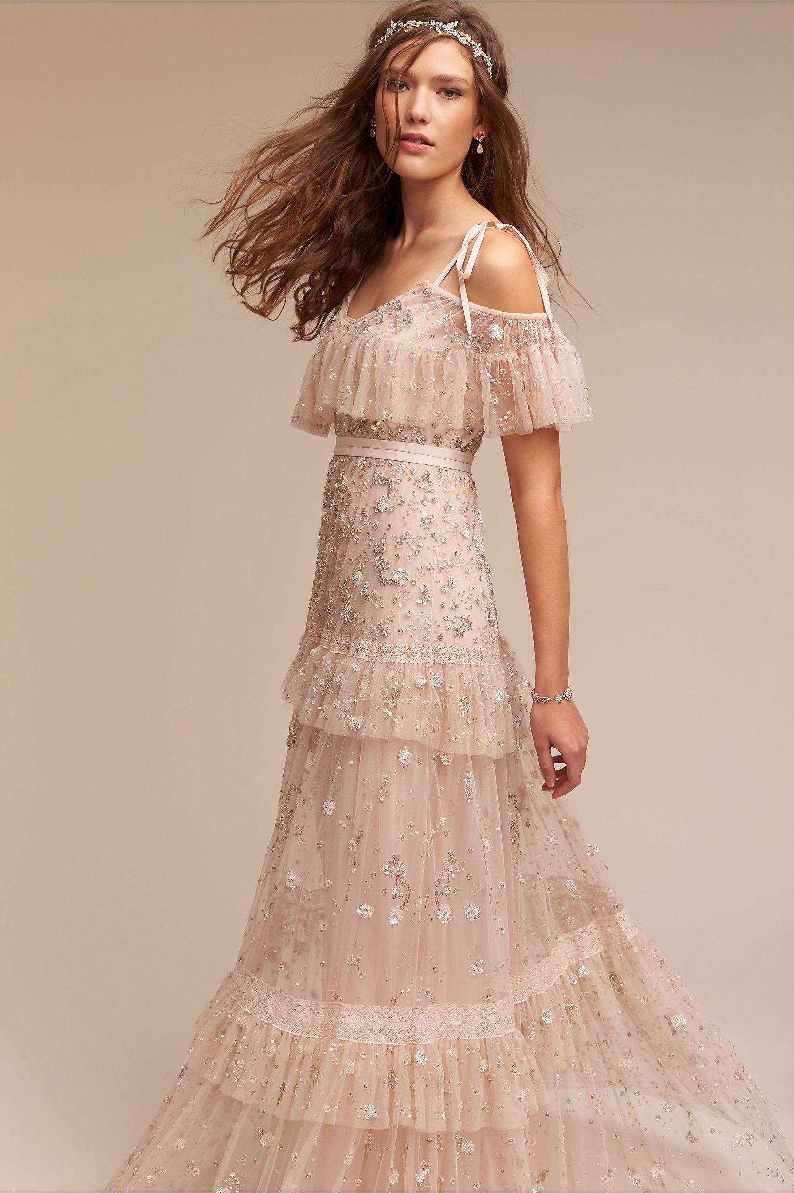 Bhldn wyndham gown in bride wedding dresses bhldn gown