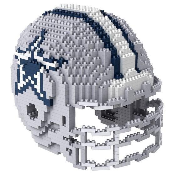 c5859ee34d5 Buy Dallas Cowboys 3D Helmet Puzzle at  29.99  DallasCowboys  3D  Helmet   Puzzle