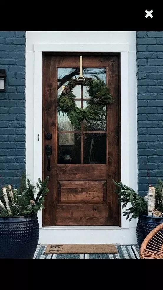 37 best modern farmhouse front door entrance design ideas on gorgeous modern farmhouse entryway decorating ideas produce a right one id=44078