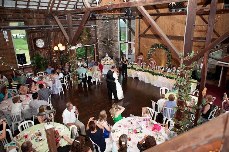 Ostertag Vistas Wedding Ceremony Wedding Reception In Frederick