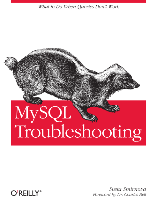MySQL Troubleshooting by Sveta Smirnova Download MySQL