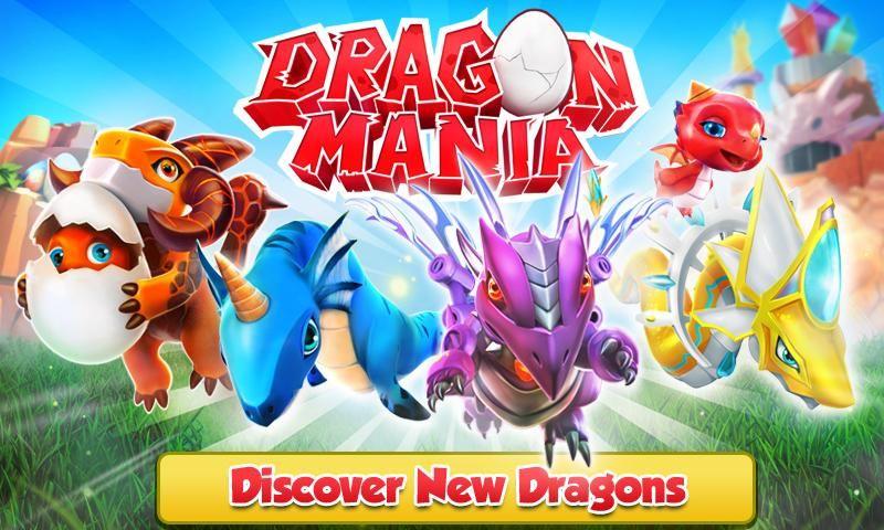 dragon mania legends mod apk revdl