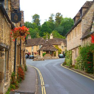 Castlecombe Wiltshire Filming Location For War Horse Filming Locations Movie Locations Visit Britain