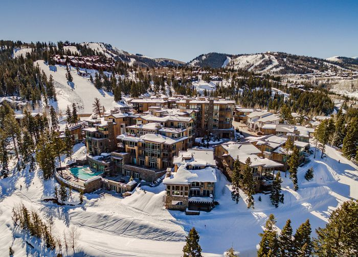 Find Peace On A Winter Retreat In Park City Utah Park City Rentals Park City Hotels Park City Utah