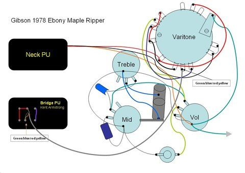 Gibson Ripper B Wiring Diagram | Wiring Schematic Diagram on gibson switch wiring, gibson les paul wiring mods, gibson es-335 wiring, gibson 50s wiring,