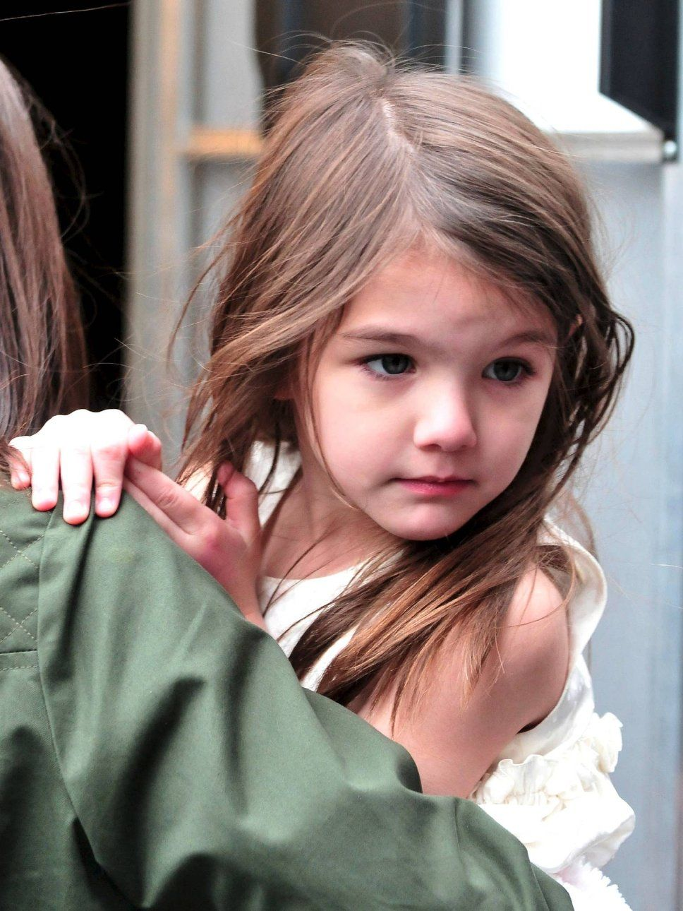 Cautious Dad Tom Cruise Gets Daughter Suri A Body Double My
