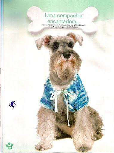 Crochê Especial roupinhas para cães - Mania de Crochê - Álbuns da web do Picasa