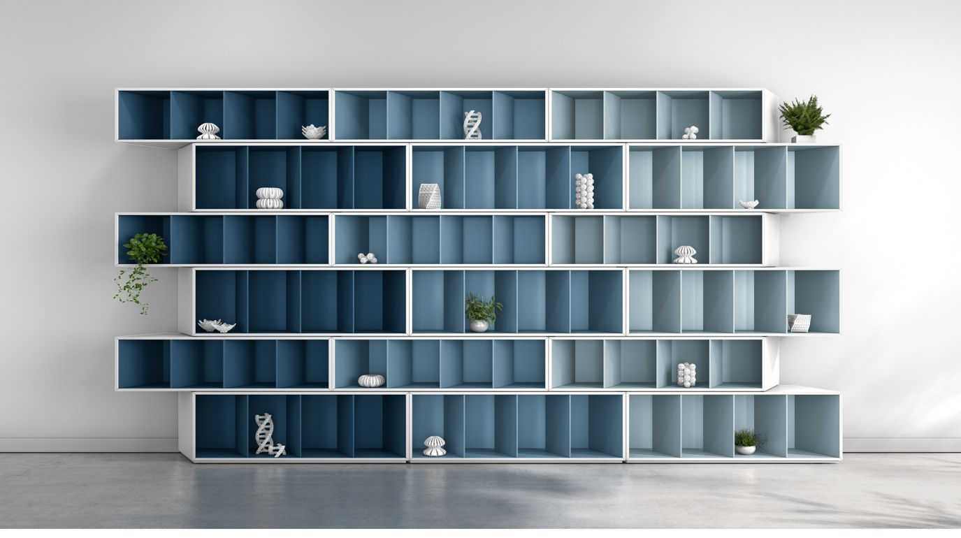 Roche Bobois Trinta Bookcase Bookshelves Bookcase
