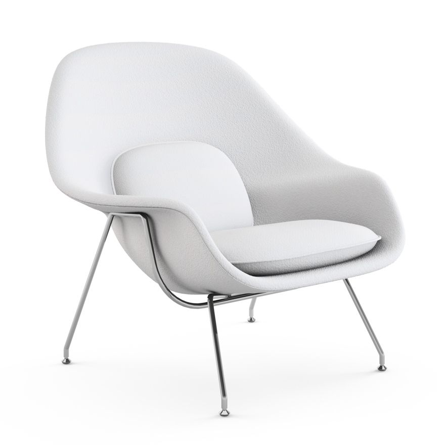 womb chair eero saarinen designed the groundbreaking womb chair at