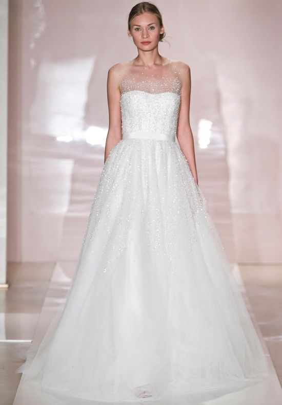 Reem Acra Rebecca, $1,050 Size: 8 | Used Wedding Dresses | Bridal ...