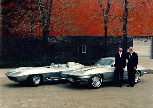 """Chevrolet Corvette C2 – """"The Sting Ray""""   The Ultimate Guide"""