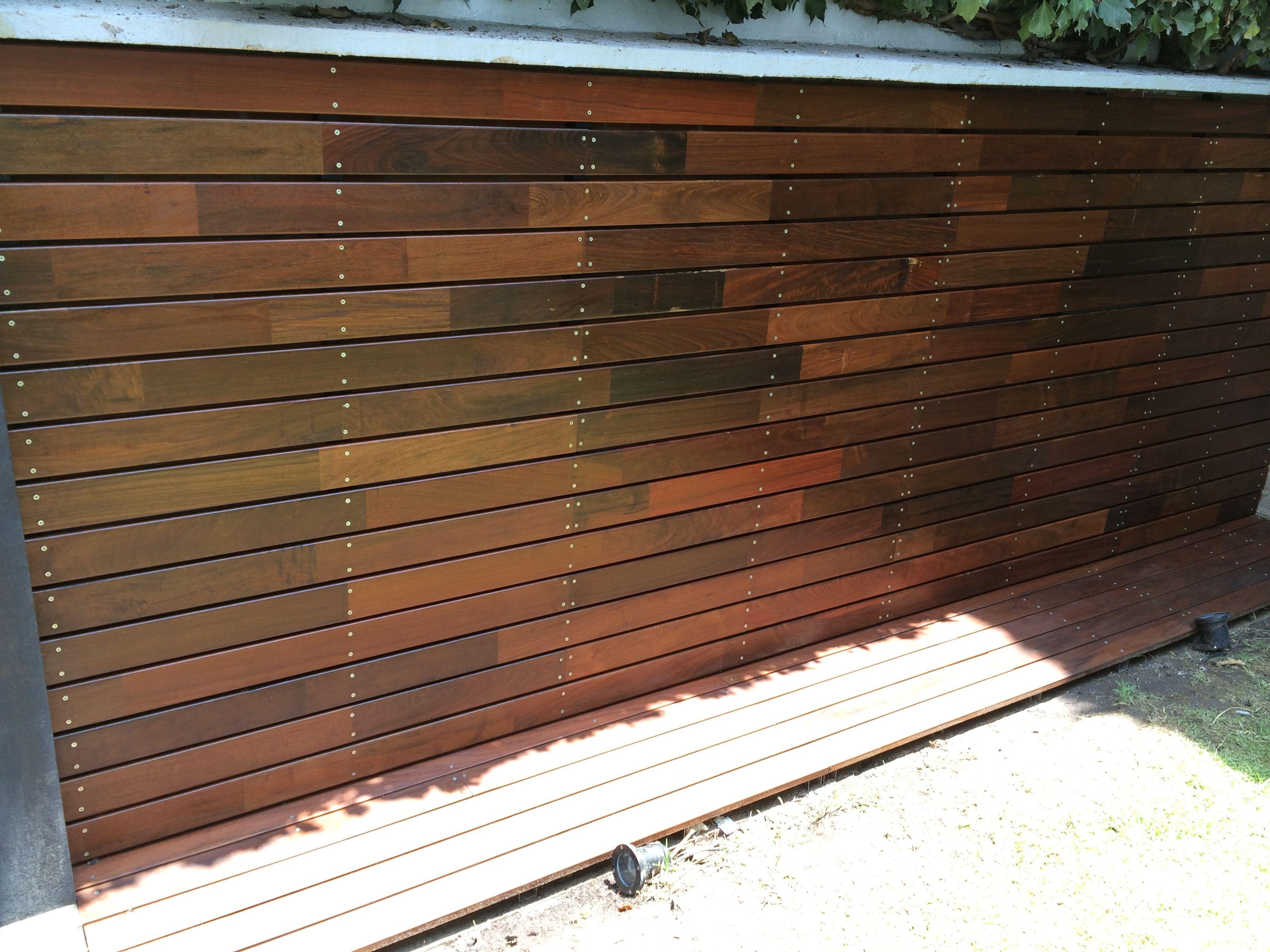 Finger Deck Para Muros Y Pisos Madera Para Exterior
